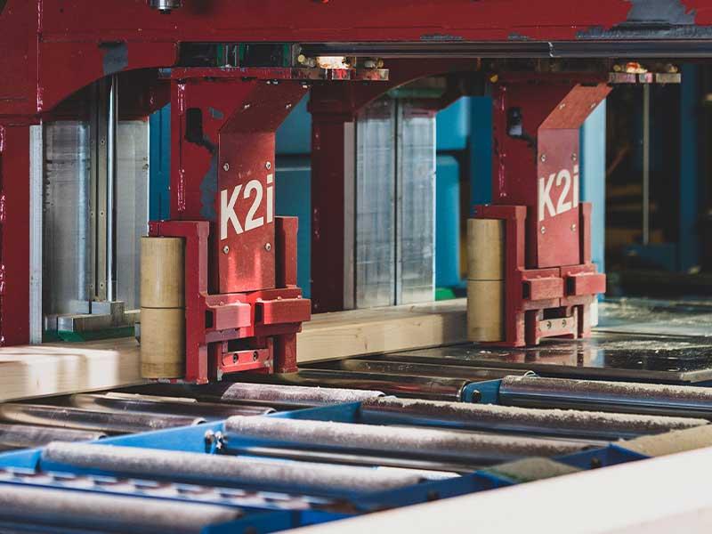 Batut Charpente Aveyron Piliers Machine