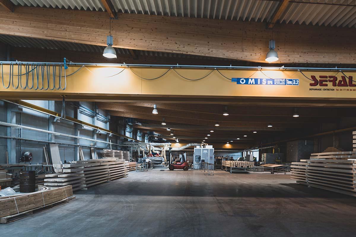 Batut Charpente - Accompagnement Professionnels du Batiment dans Construction bois